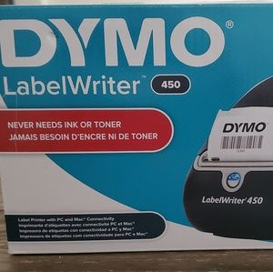 New DYMO LabelWriter 450